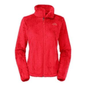 The North Face Osito Jacket in Cayenne